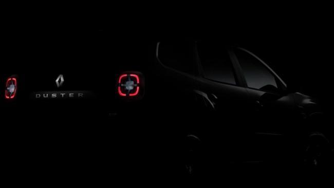 Renault показала новый кроссовер Duster для России