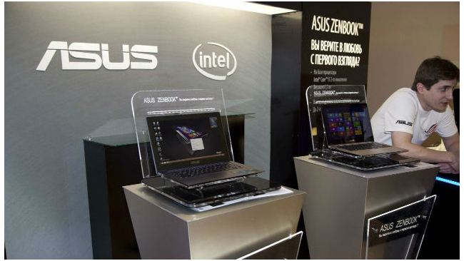ASUS приостановила поставки электроники в Россию из-за нестабильности рубля