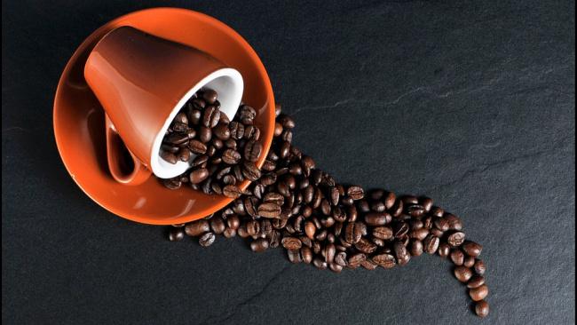 В Петербурге на 1 % подешевел кофе