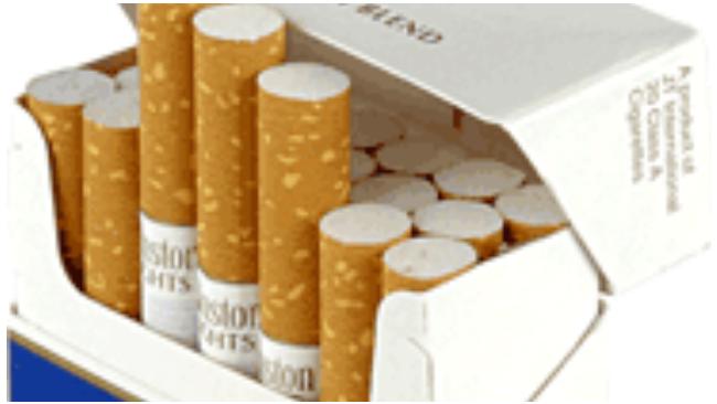 Цена на сигареты может подняться до 216 рублей