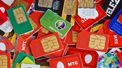 """J'son & Partners Consulting оценила """"серый рынок"""" SIM-карт в России"""