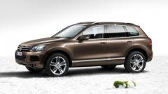 Сотрудники МВД в Петербурге заказали за госсчет элитный Volkswagen Touareg
