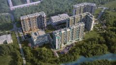 В Петербурге в 2021г. будет построено около 3,2 млн квадратных метров жилья
