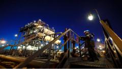 В 2012 году российская экономика может пострадать из-за падения цен на нефть