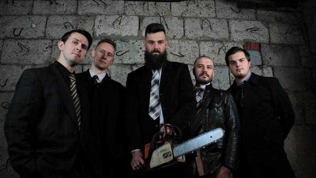 """Треш-метал и много политики: группа """"Изгарь"""" презентовала альбом """"Культ личности"""""""