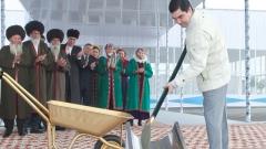 На выборах в Туркменистане победил действующий президент Гурбангулы Бердымухамедов