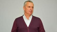"""Леонида Кучука официально представили футболистам """"Кубани"""" как тренера"""