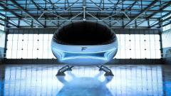 В Воронеже показали аэромобиль Scienex Flyter