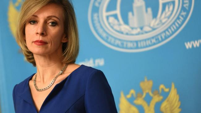 Захарова прокомментировала стратегический план Зеленского по возвращению Крыма
