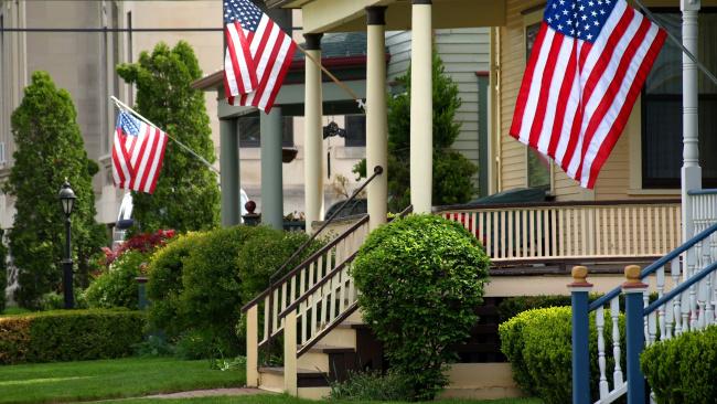 Во II квартале США набирает ипотечные долги до рекордного максимума с 2008 года