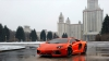 Lamborghini официально вернулась на российский рынок