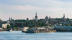 В Эстонии возобновил работу медштаб департамента здравоохранения по борьбе с COVID-19