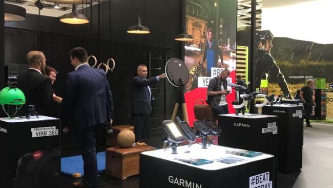 Garmin примет участие в IFA 2018 в Берлине