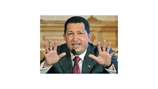 Чавес констатировал прогресс в экономических отношениях с Россией