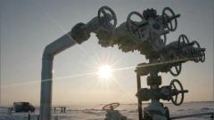 В 2011 году в России добыто самое большое количество нефти за весь постсоветский период