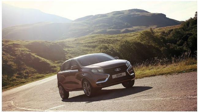 Новый внедорожник Lada XRAY будет стоить 500 тыс. рублей