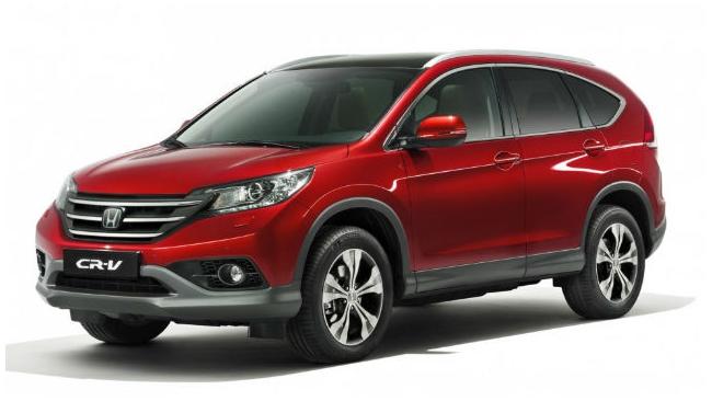 Honda CR-V подешевел на российском рынке на 290 тыс. рублей