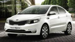 В России началось тестовое производство нового Kia Rio