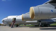Авиакомплекс им. Ильюшина ведет сборку двух самолетов перспективной модели Ил-114-300
