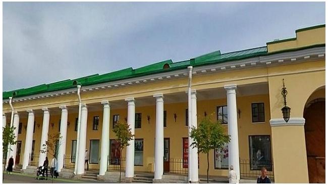 Гостиный Двор в Кронштадте продали с аукциона вдвое дороже стартовой цены
