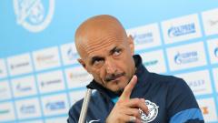 """Экс-главный тренер """"Зенита"""" Спаллетти хочет вернуться к работе"""