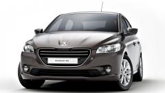 Peugeot создает новый седан для российского рынка