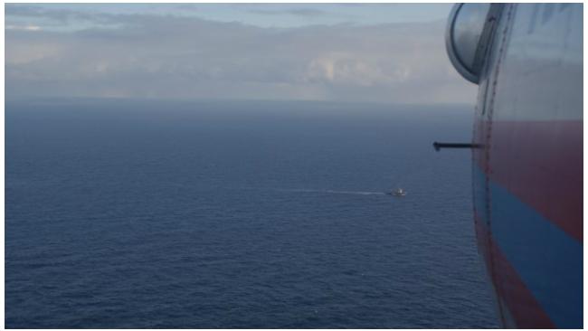 В Охотском море произошло землетрясение