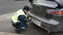 Автомобилисты с грязными номерами могут лишиться прав