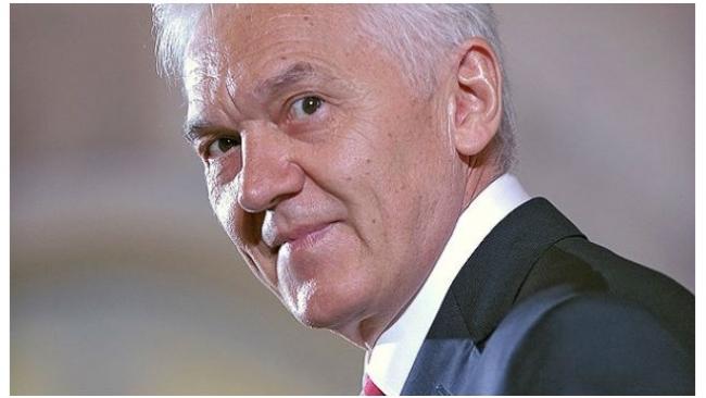Тимченко переизбран на пост председателя совета директоров СКА