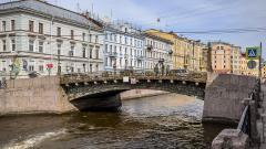 В Северной столице будет проведен капремонт Большого Конюшенного моста