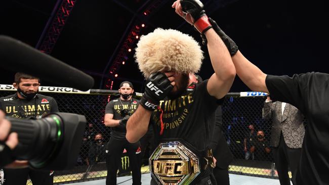 Нурмагомедов назвал цену своего возвращения в UFC