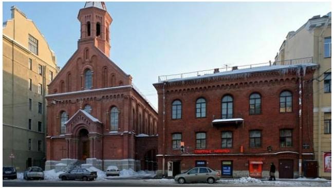В Петербурге может открыться музей Новороссии