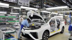 Toyota инвестирует в петербургский завод 20 млрд рублей