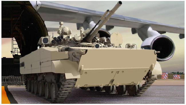 Российская армия все-таки получит отечественную бронетехнику