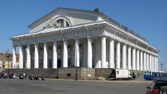 Здание Биржи планируется отреставрировать