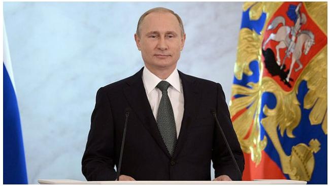 Послание Путина бизнесу через послание Федеральному Собранию