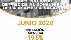В Венесуэле инфляция в июне составила 19,5%, а с начала года – 508,5%