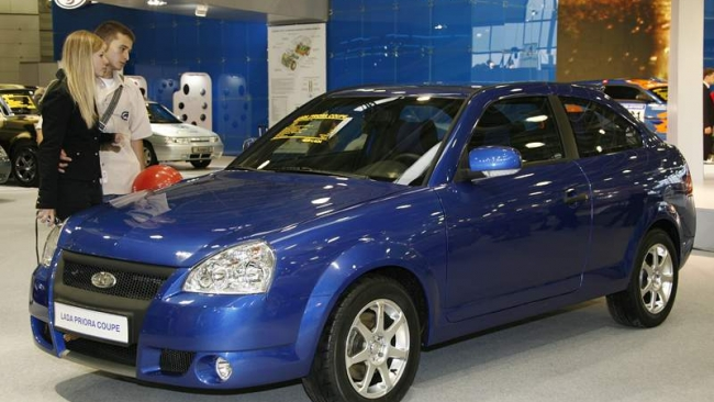 """""""АвтоВАЗ"""" запустит в продажу бюджетные LADA Priora Coupe"""