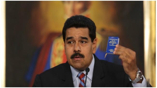 Президент Венесуэлы требует от Запада уважения к России