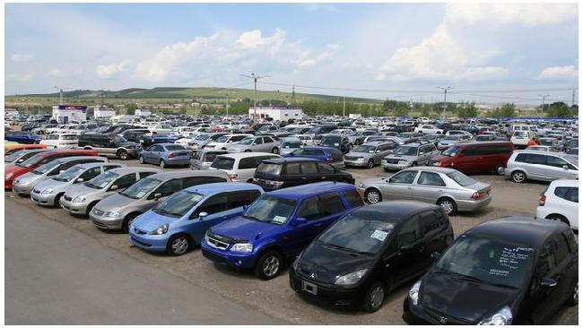 В России более 30% всех подержанных автомобилей продается в Петербурге и Москве