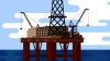 Нефть в пятницу выросла в цене на 10%