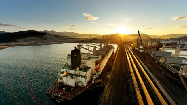 Морские порты России в 2020 г. сократили грузооборот на 2,3%