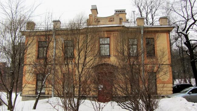 Документация для реставрации особняка Хрусталева будет разработана в Петербурге