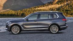 Россия добровольно отзывает более 315 кроссоверов BMW X7