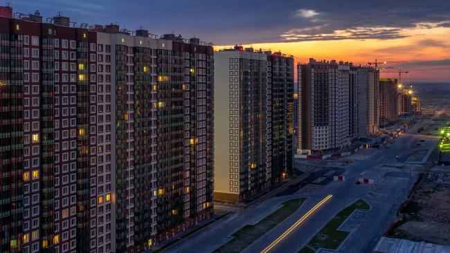 Власти Петербурга приобретут 428 квартир для нуждающихся