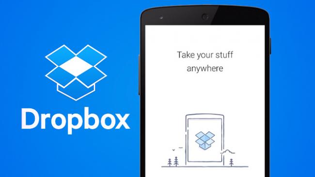 Dropbox разместил акции на бирже Nasdaq