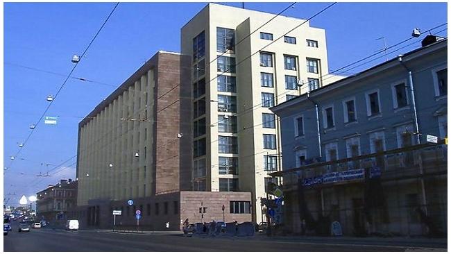 """Фасад """"Большого дома"""" на Литейном отреставрируют за 66 миллионов"""