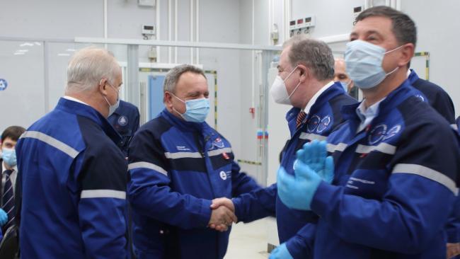 Атомщики провели 1-е подключение нового блока ЛАЭС к энергосистеме