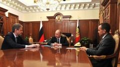 Путин назначил врио губернатора Кубани Вениамина Кондратьева
