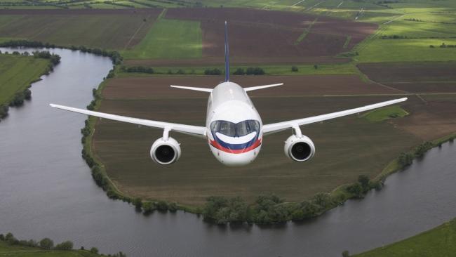 Sukhoi Superjet 100 разрешили летать в Европу